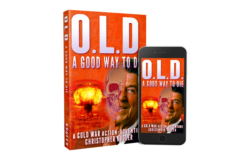 OLD A Good Way to Die_paperback ebook